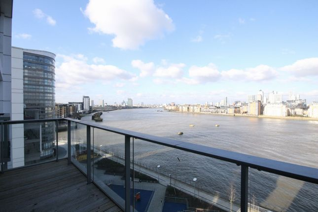 Thumbnail Flat to rent in Canary View, 23 Dowells Street, London, London