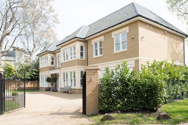 Thumbnail Detached house to rent in Eaton Park, Cobham