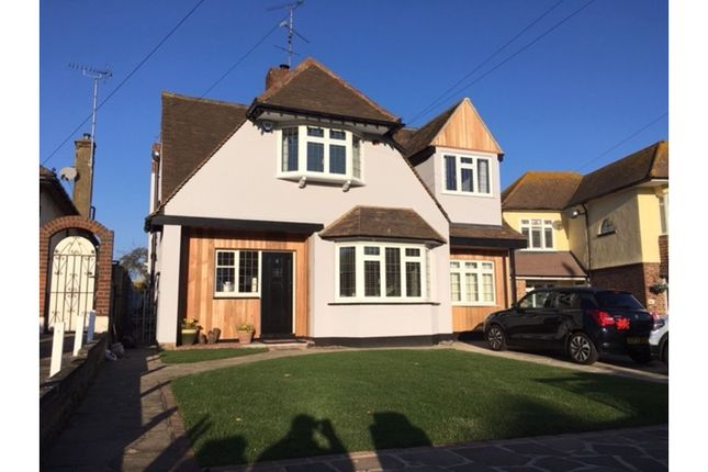 Thumbnail Detached house for sale in Brampton Close, Westcliff-On-Sea