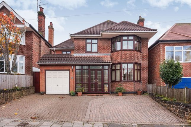 Front of Revesby Road, Nottingham NG5