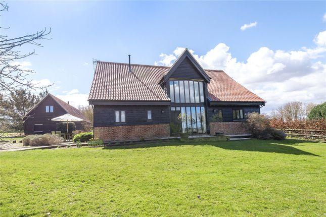 Thumbnail Property for sale in Iken, Woodbridge, Suffolk