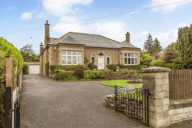 Thumbnail Detached bungalow for sale in 21 Frogston Road West, Fairmilehead, Edinburgh