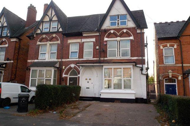 Thumbnail Property to rent in Albert Road, Stechford, Birmingham
