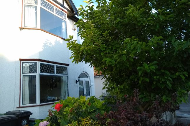 Thumbnail Semi-detached house to rent in Russell Grove, Bristol