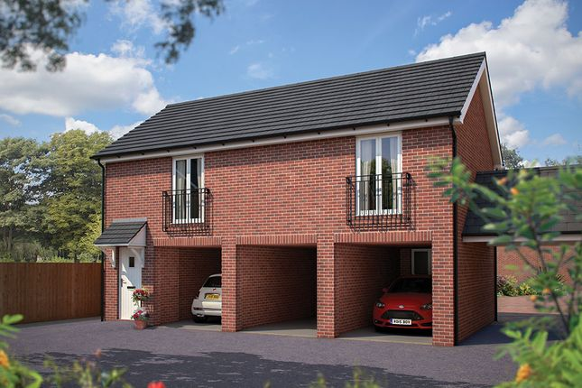 "Thumbnail Property for sale in ""The Arnold"" at Poethlyn Drive, Costessey, Norwich"