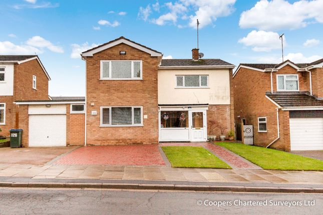 4 bed detached house for sale in Mantilla Drive, Styvechale, Coventry
