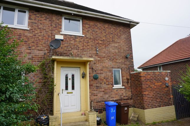 2 bed semi-detached house to rent in Manor Park Crescent, Sheffield S2