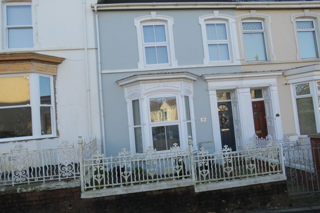 Thumbnail Terraced house for sale in College Hill, Llanelli