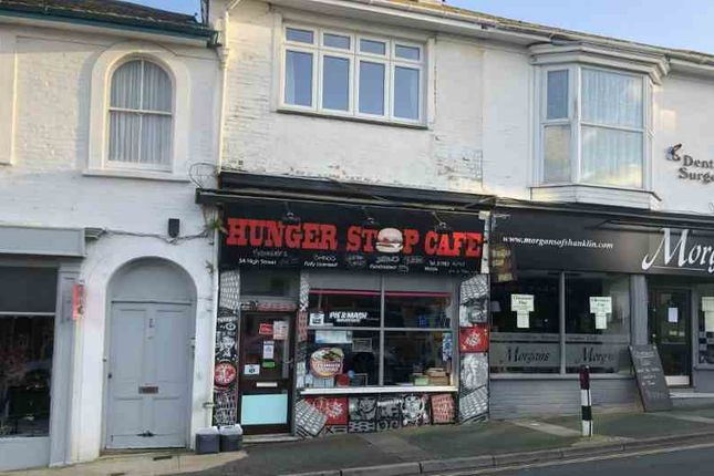 Thumbnail Retail premises for sale in High Street, Shanklin