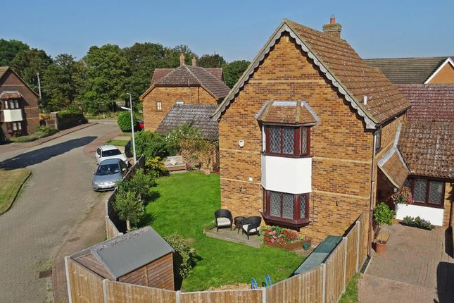 Thumbnail Detached house for sale in The Grange, Lower Caldecote, Biggleswade