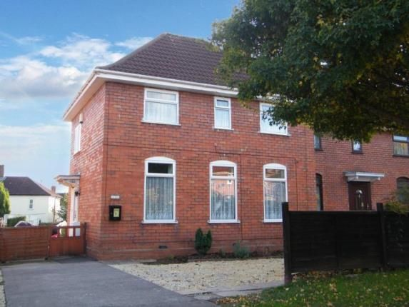 Thumbnail Semi-detached house for sale in Sylvan Way, Bristol, Somerset