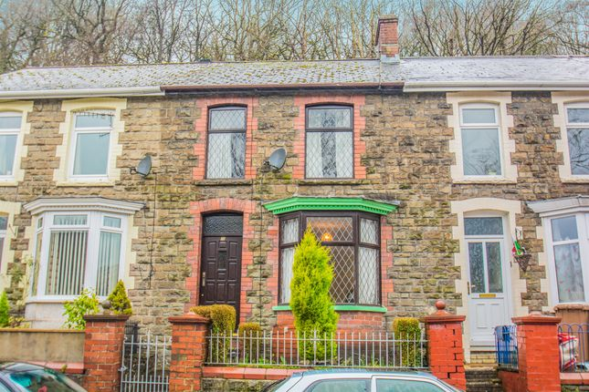Thumbnail Terraced house for sale in North Road, Newbridge, Newport