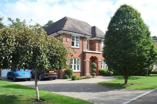 Thumbnail Detached house for sale in Fox Wood, Walton-On-Thames