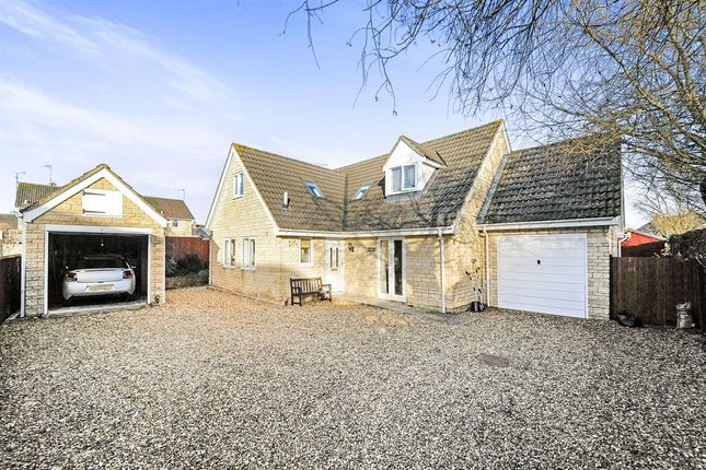 Thumbnail Detached house for sale in Frogwell, Chippenham