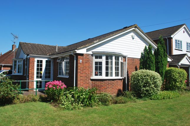 Thumbnail Detached bungalow for sale in The Drive, Sidcup, Kent