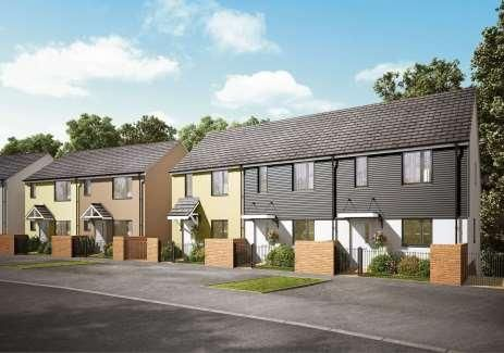 3 bedroom semi-detached house for sale in St Mary's View, Tamerton Follot, Plymouth, Devon