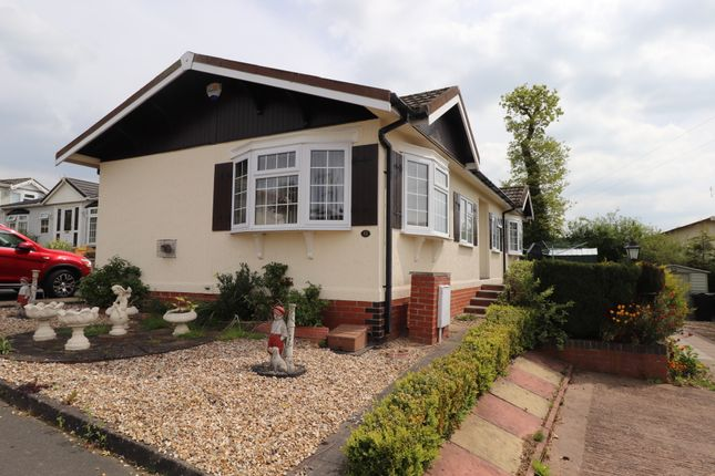 Thumbnail Mobile/park home for sale in Highley Park Homes, Netherton, Highley, Bridgnorth