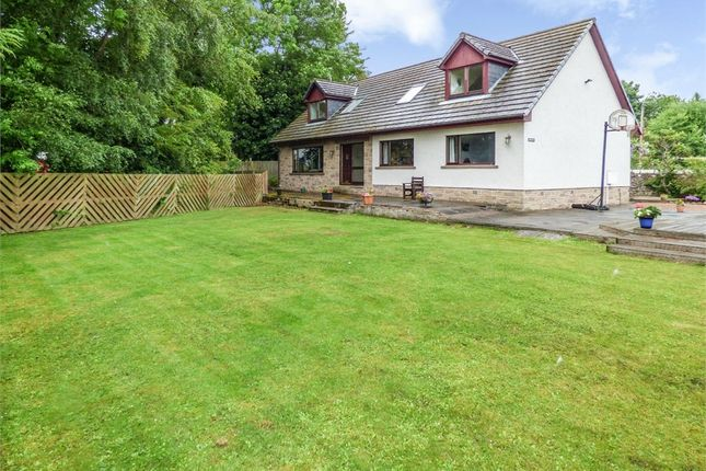 Thumbnail Detached house for sale in Kinnaber Road, Hillside, Montrose, Angus