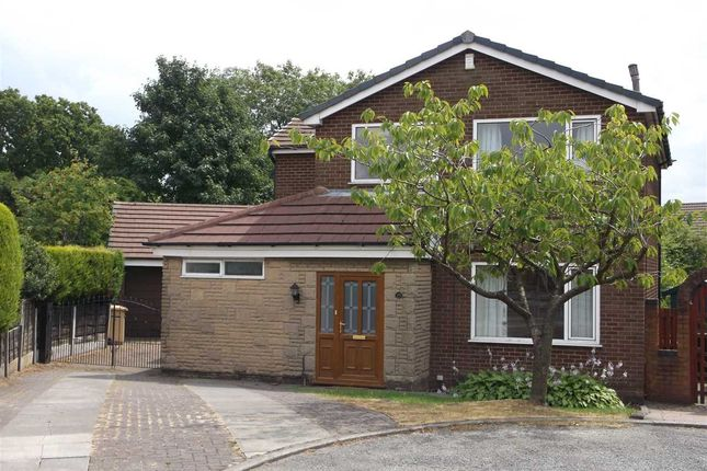 Thumbnail Detached house to rent in Hollowell Lane, Horwich, Bolton