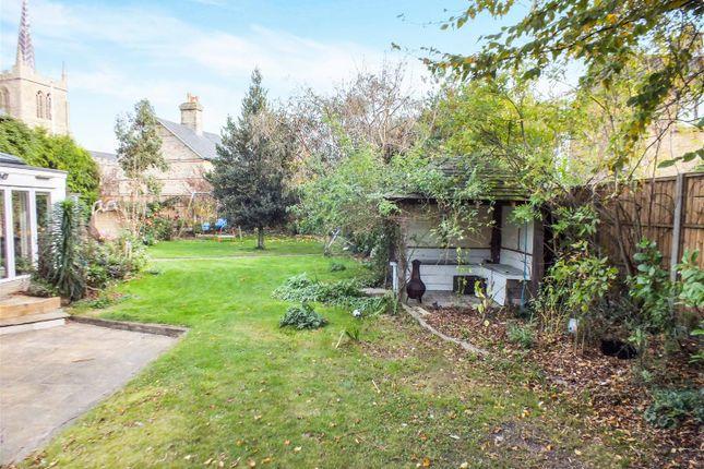 Garden of Church Street, Guilden Morden, Royston SG8