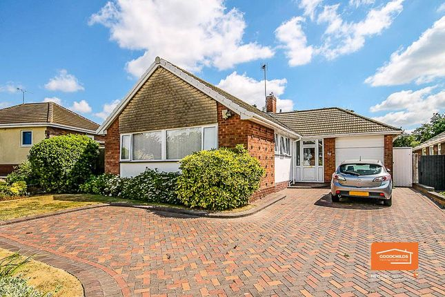 Thumbnail Detached bungalow for sale in Norman Road, Walsall