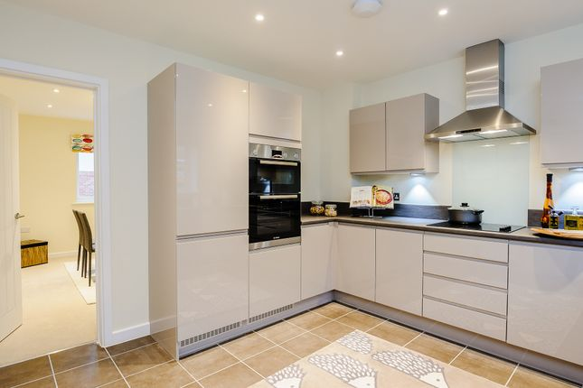 Thumbnail Detached house for sale in Bury Road, Chedburgh, Bury St. Edmunds
