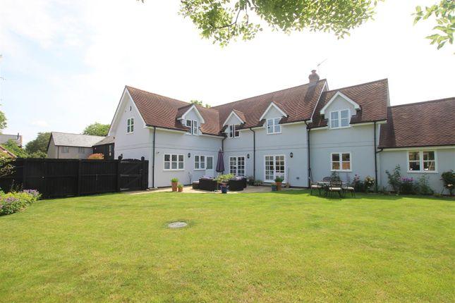 5 bed detached house to rent in Back Lane, Ickleton, Saffron Walden CB10