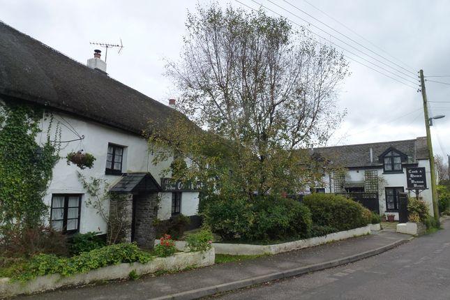 Thumbnail Pub/bar for sale in Buckland Brewer, Devon