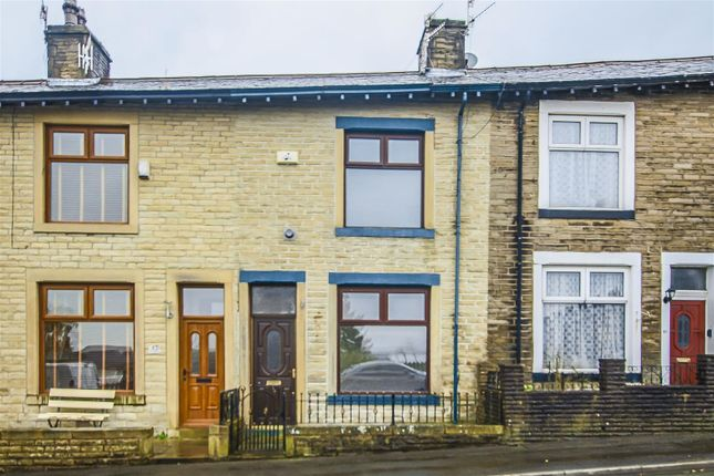 2 bed terraced house to rent in Sackville Street, Nelson BB9
