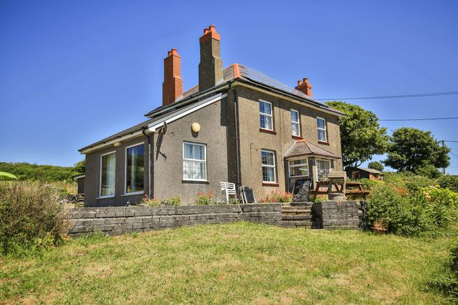 Thumbnail Detached house for sale in Llangennith, Llangennith, Swansea