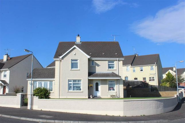 Thumbnail Detached house for sale in 5 Crieve Heights, Monskhill, Newry