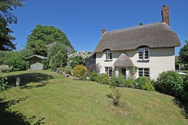 Thumbnail Detached house for sale in Village Road, Woodbury Salterton, Exeter