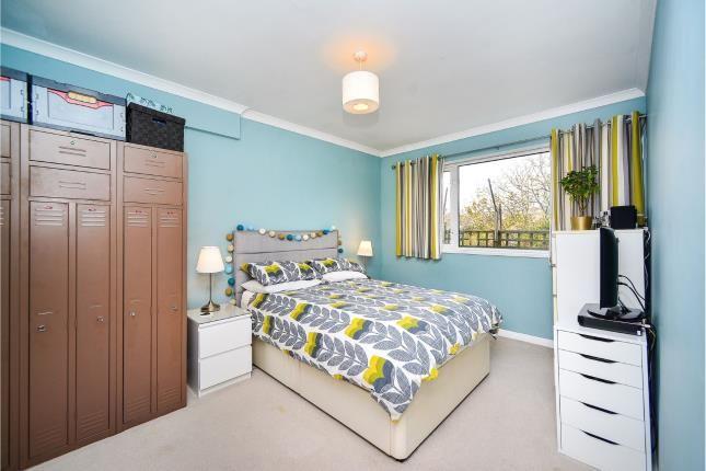 Flat Bedroom of Ashurst Avenue, Saltdean, Brighton, East Sussex BN2