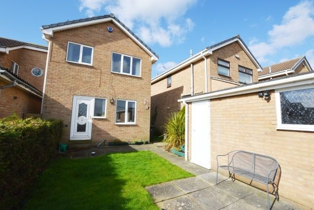 Detached house to rent in Hayes Court, Halfway, Sheffield