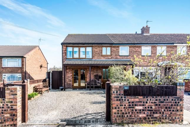 Semi-detached house for sale in Chadwick Crescent, Hill Ridware, Rugeley, Staffordshire