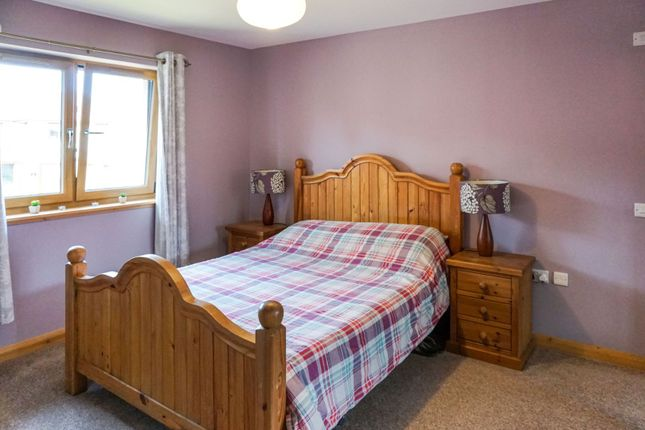 Master Bedroom of Peterkin Place, Lossiemouth IV31