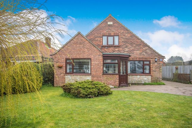 Thumbnail Detached bungalow for sale in Breck Road, Sprowston, Norwich