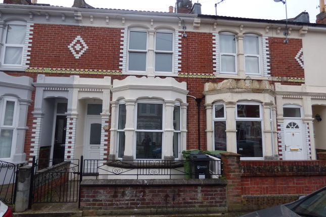 Thumbnail Terraced house to rent in Belgravia Road, North End, Portsmouth