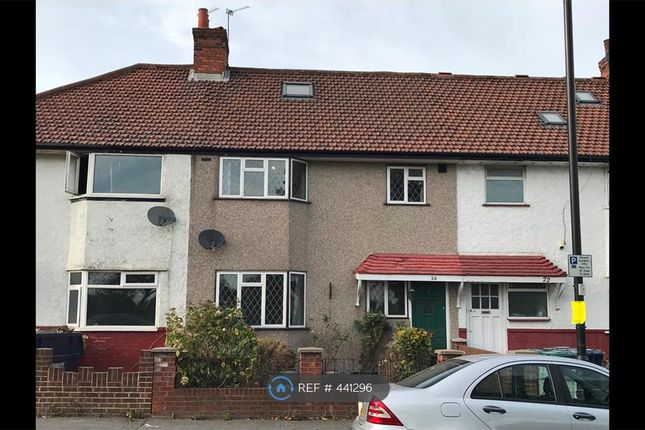 Thumbnail Terraced house to rent in Northfields Road, London