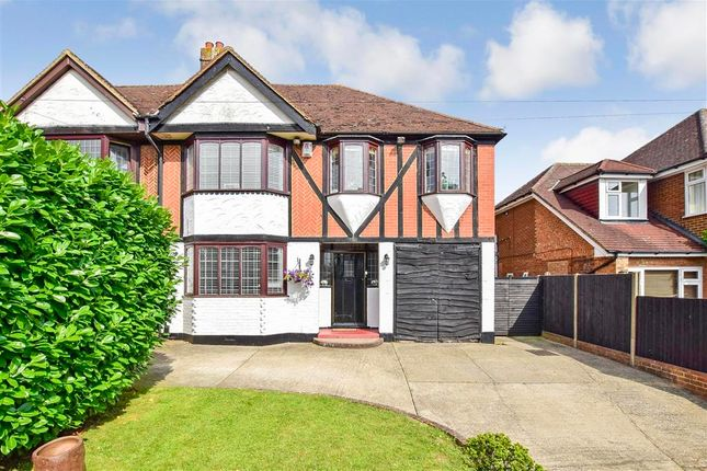 Thumbnail Semi-detached house for sale in Borden Lane, Sittingbourne, Kent