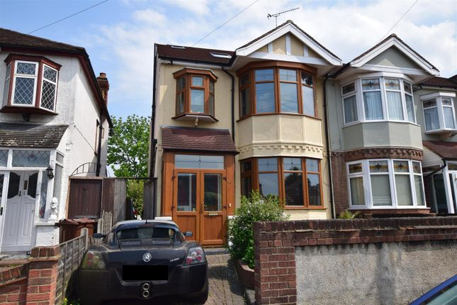 Thumbnail Semi-detached house for sale in Morley Road, Chadwell Heath, Romford