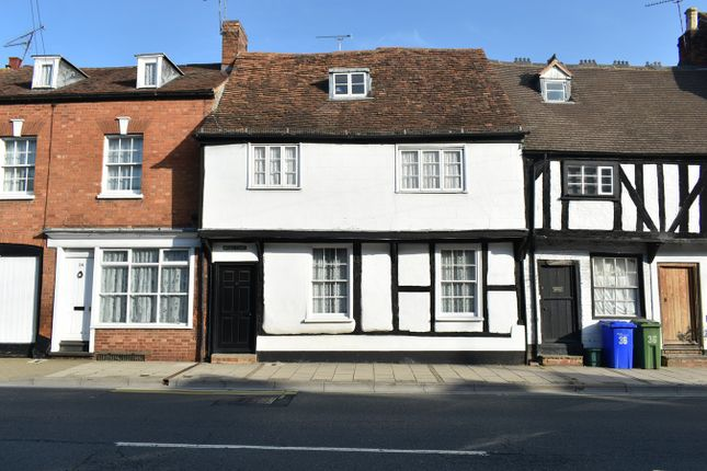 Thumbnail Terraced house for sale in Barton Street, Tewkesbury