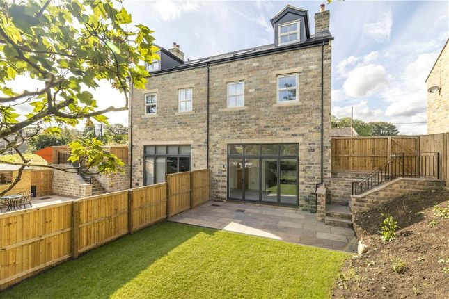 4 bed terraced house for sale in Church View, Dacre Banks, Harrogate, North Yorkshire HG3