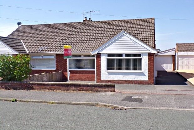 Thumbnail Bungalow to rent in Grenville Drive, Heswall, Wirral