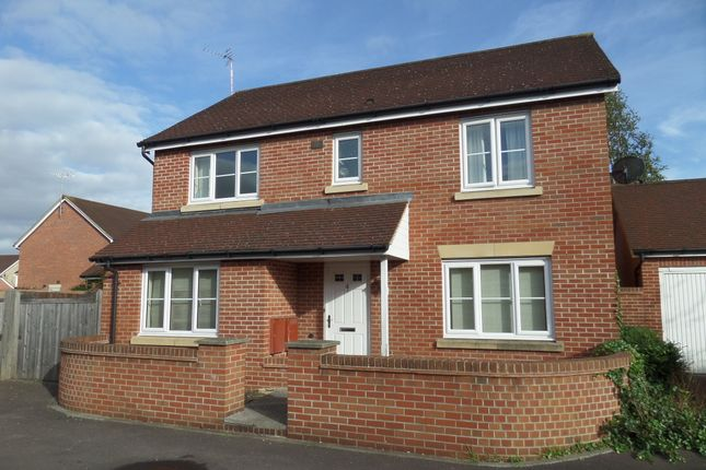 Detached house to rent in Henlow Drive, Gloucester