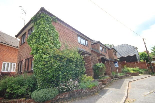 Thumbnail Maisonette to rent in Copse Road, Haslemere
