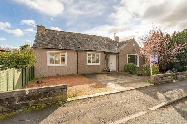 Thumbnail Detached bungalow for sale in 55 North Gyle Terrace, Edinburgh