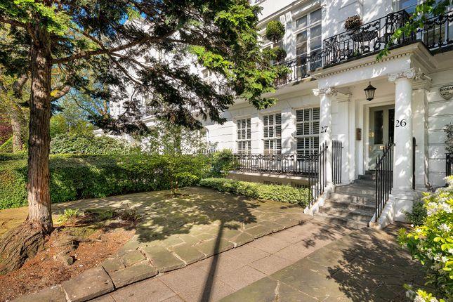 Thumbnail Flat for sale in Egerton Crescent, London