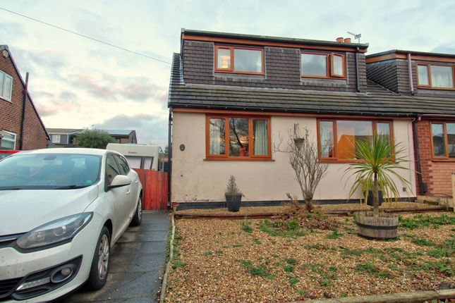 4 bed semi-detached house for sale in Redcar Road, Little Lever, Bolton BL3