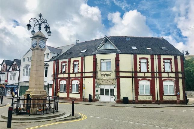 Thumbnail Flat to rent in Gwern Avenue, Senghenydd, Caerphilly